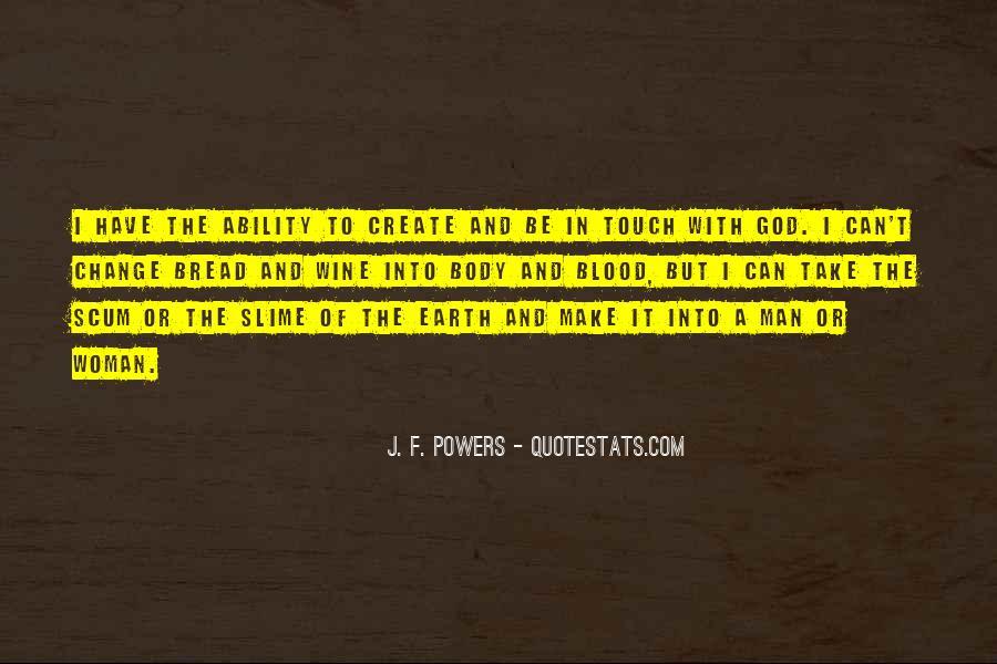 God Man Quotes #38448