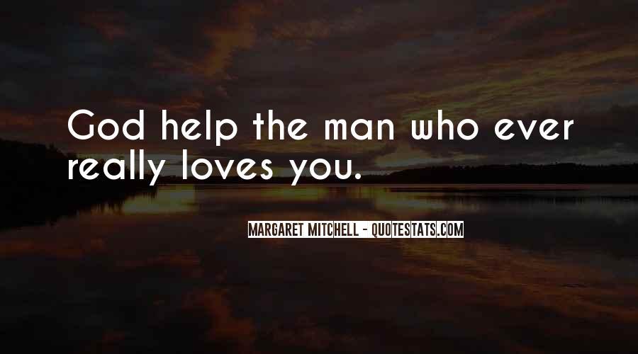 God Man Quotes #38457