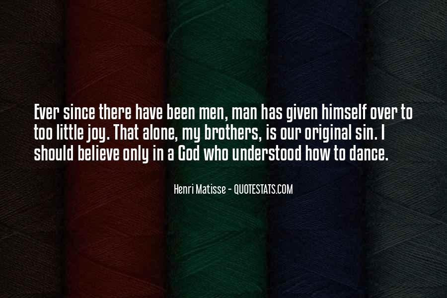 God Man Quotes #38765
