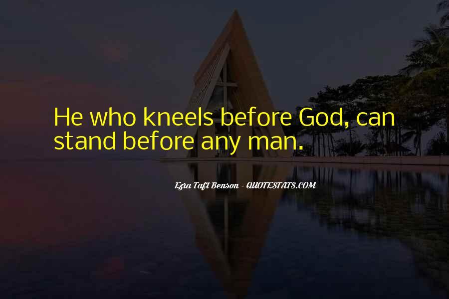 God Man Quotes #5336