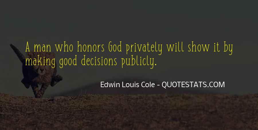 God Man Quotes #5342
