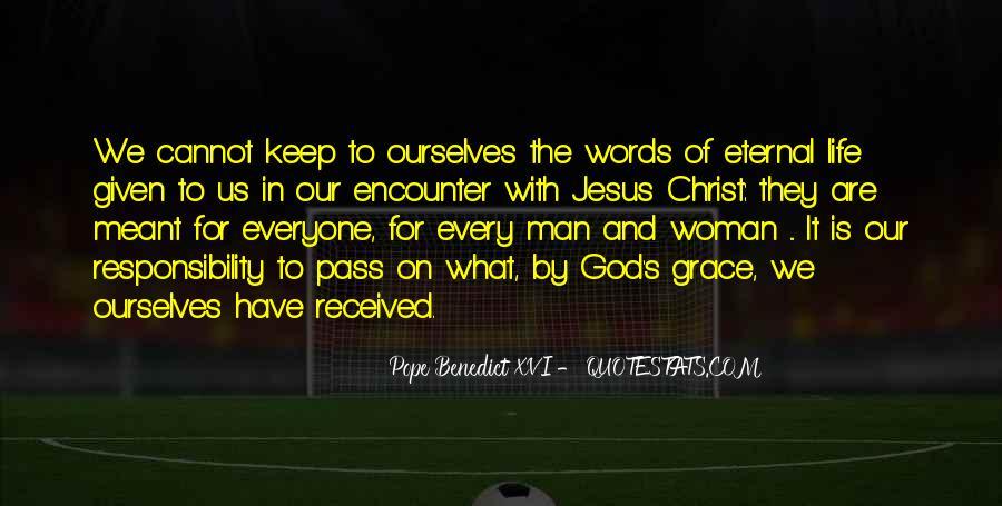 God Man Quotes #7786