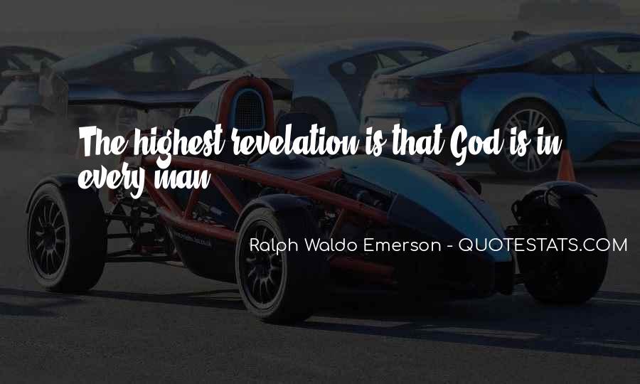 God Man Quotes #9229