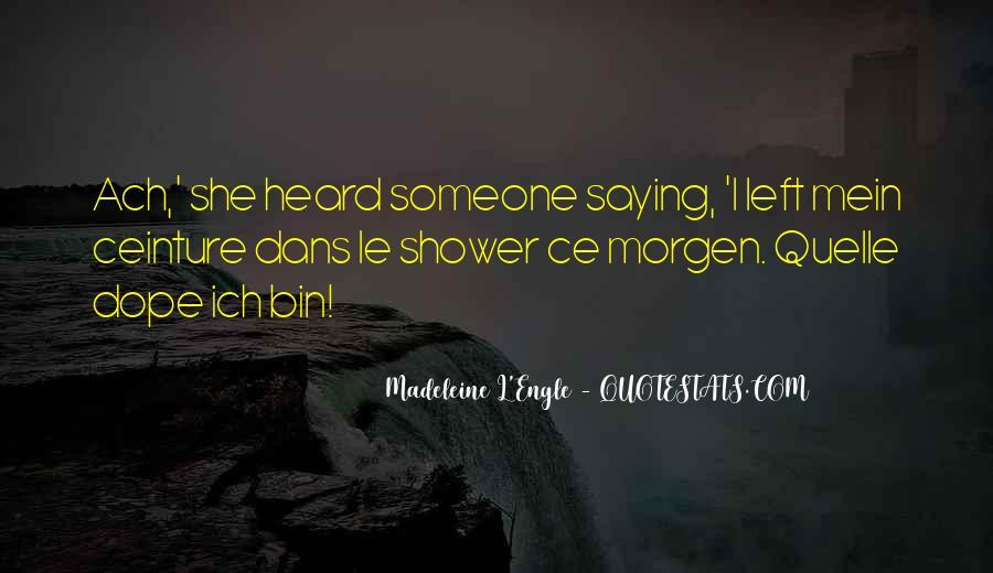 God Morgen Quotes #1178618