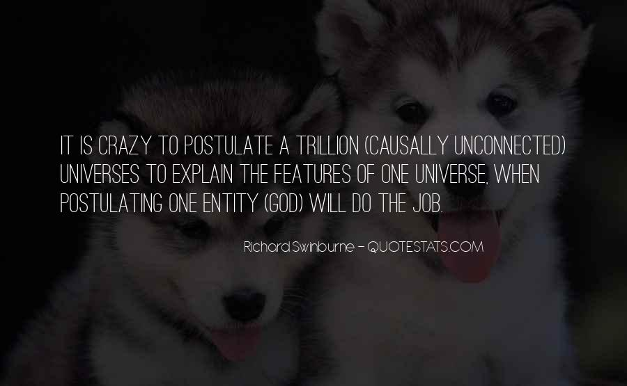 God Must Be Crazy Quotes #103146
