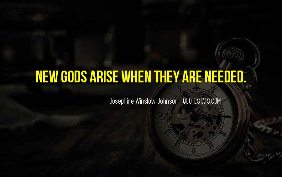God Needed You More Quotes #8855