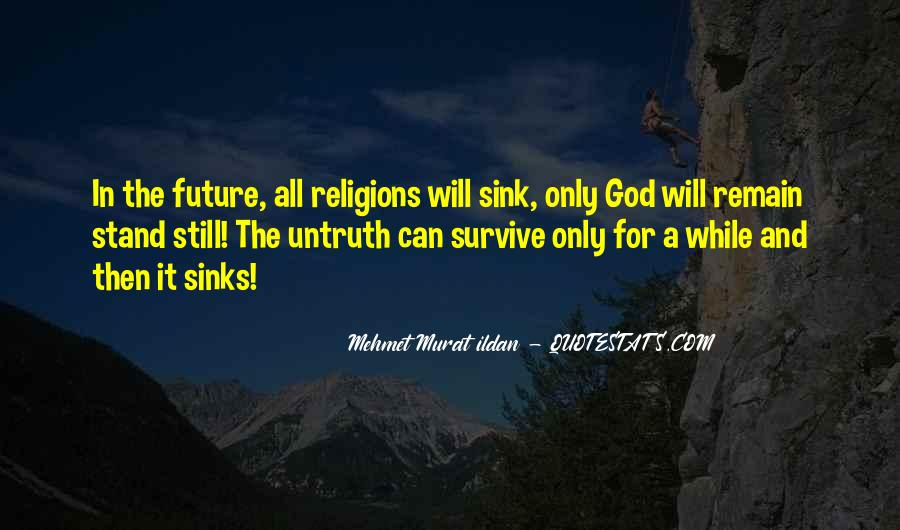 God Only Quotes #11945