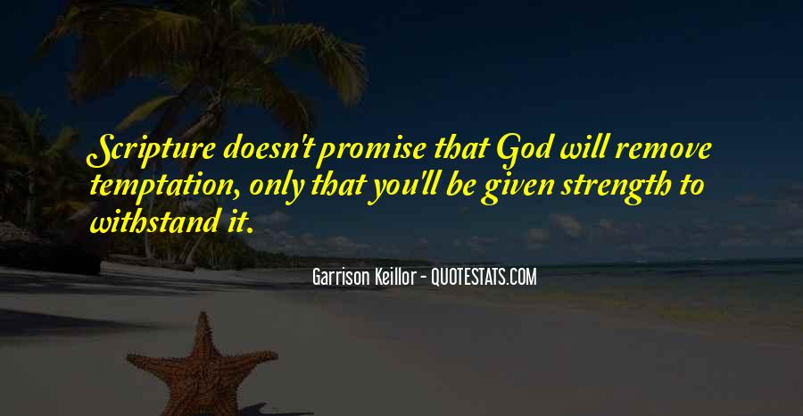 God Only Quotes #3539