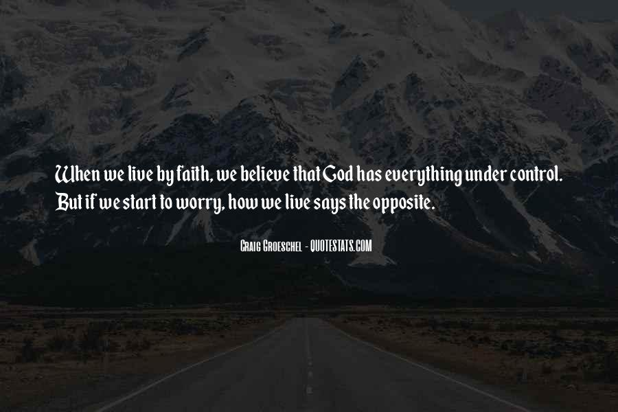 God Opposite Quotes #103392