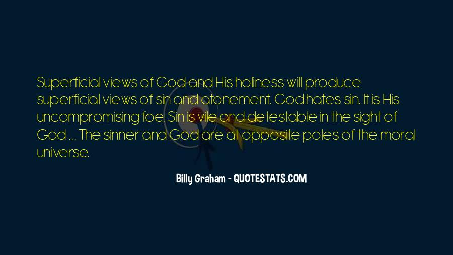 God Opposite Quotes #1189603