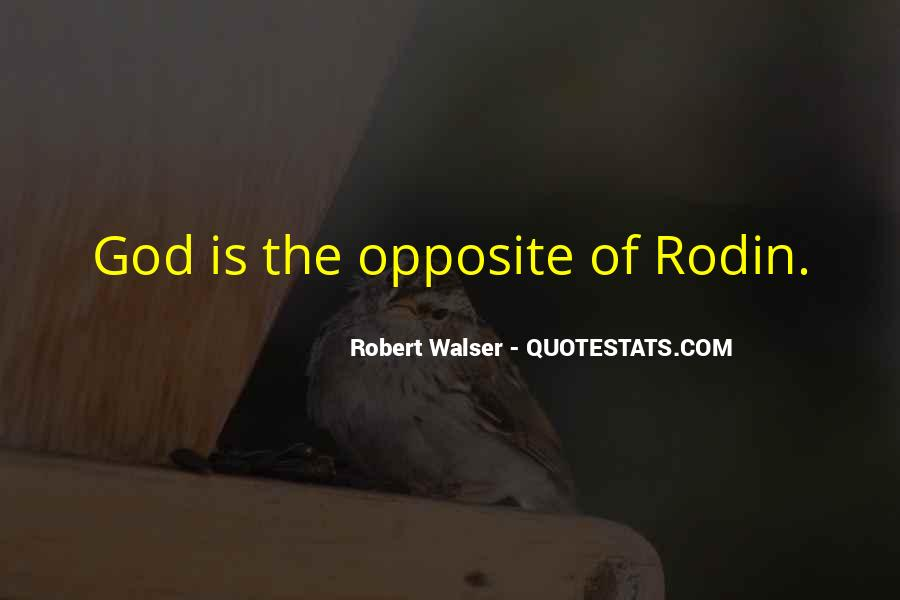 God Opposite Quotes #1323829