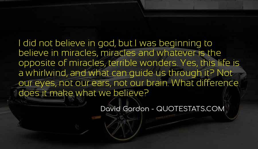 God Opposite Quotes #1375651