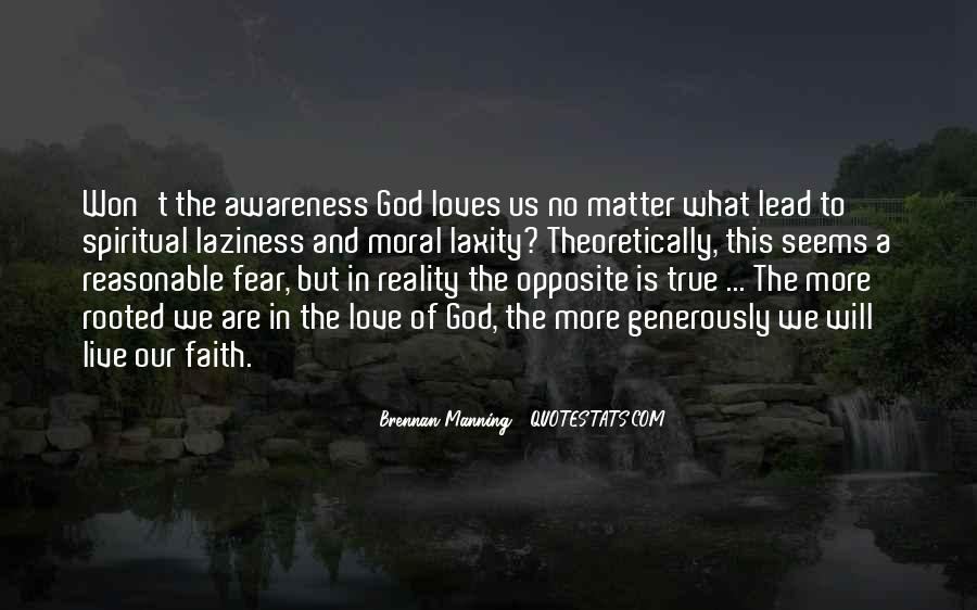 God Opposite Quotes #1455132