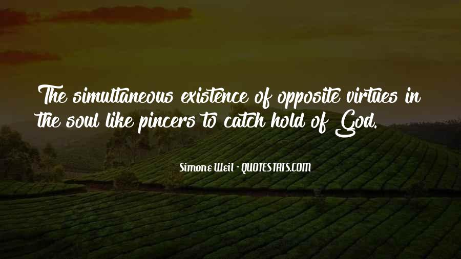 God Opposite Quotes #167582