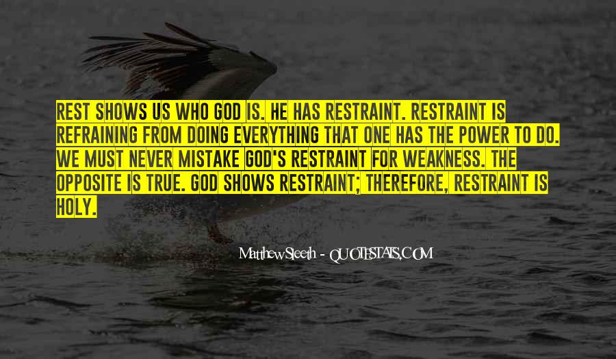 God Opposite Quotes #1681981
