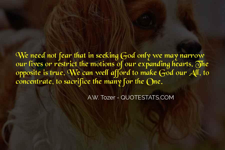 God Opposite Quotes #193577