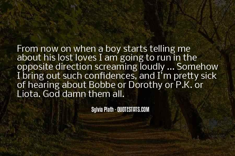God Opposite Quotes #478256