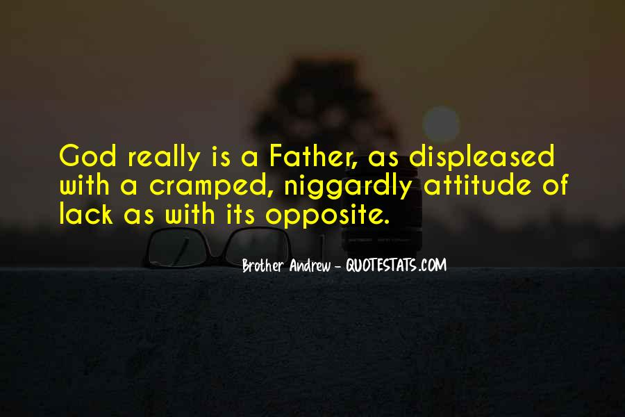 God Opposite Quotes #583525
