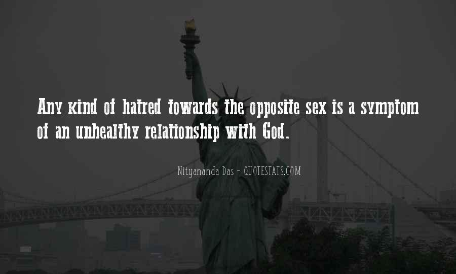 God Opposite Quotes #701410