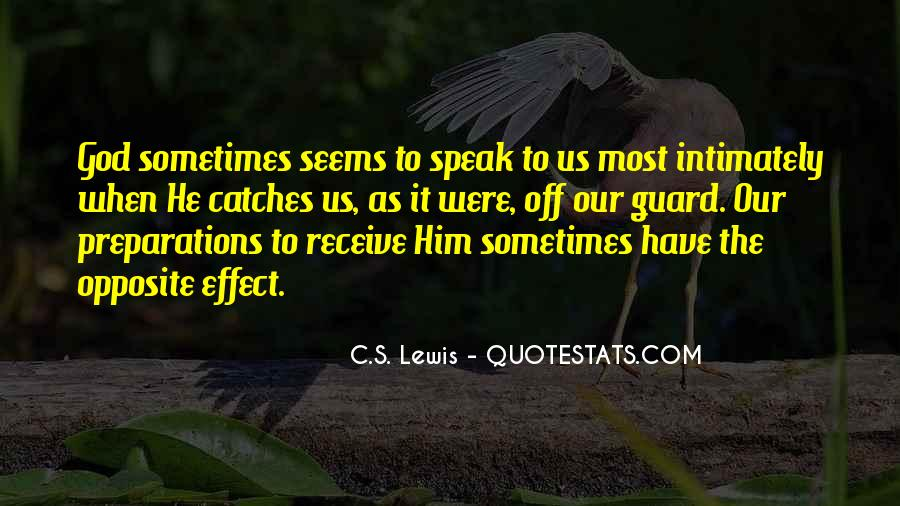God Opposite Quotes #944381
