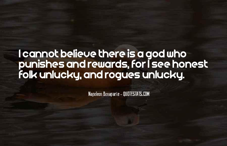 God Rewards Quotes #1031417