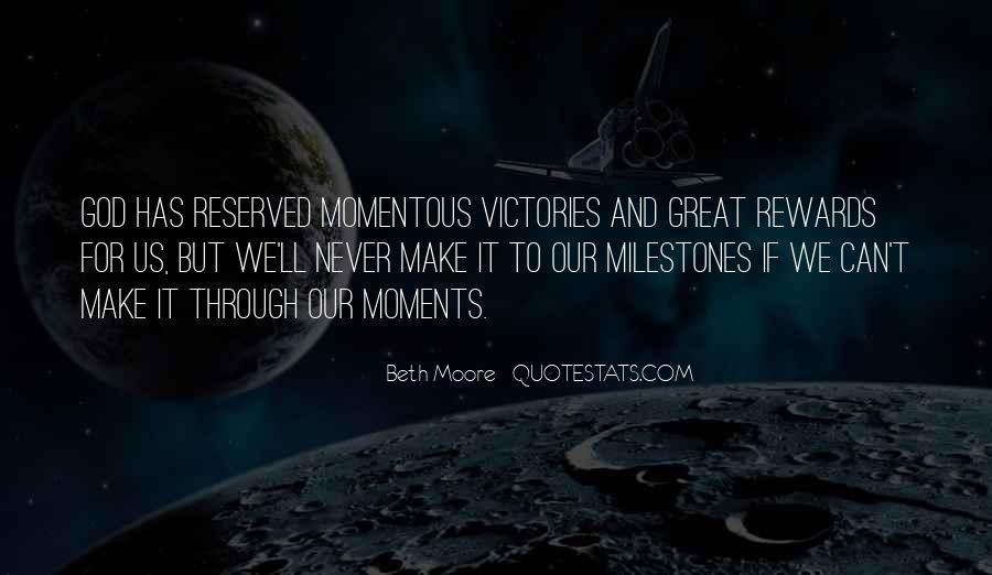 God Rewards Quotes #1219145