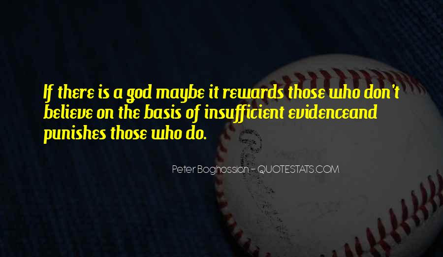 God Rewards Quotes #146852