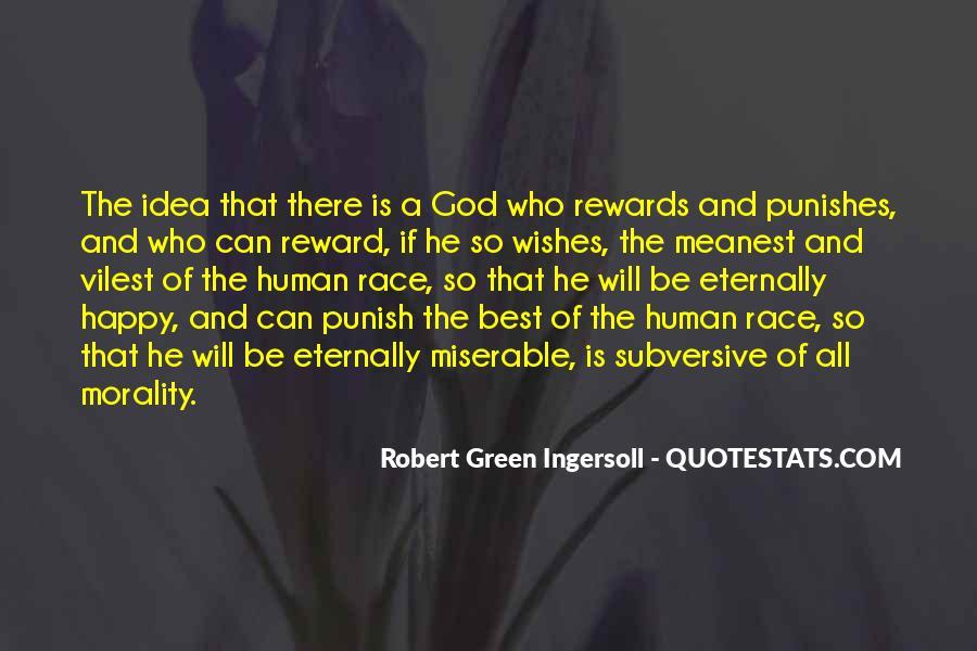 God Rewards Quotes #1488504