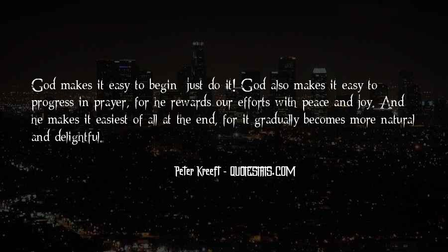 God Rewards Quotes #1637249
