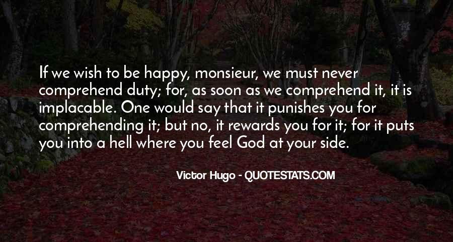 God Rewards Quotes #1658099