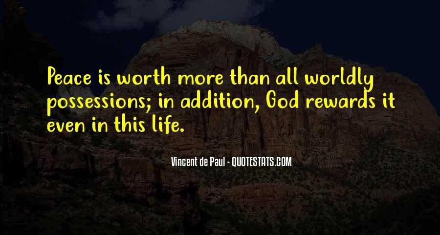God Rewards Quotes #1685544