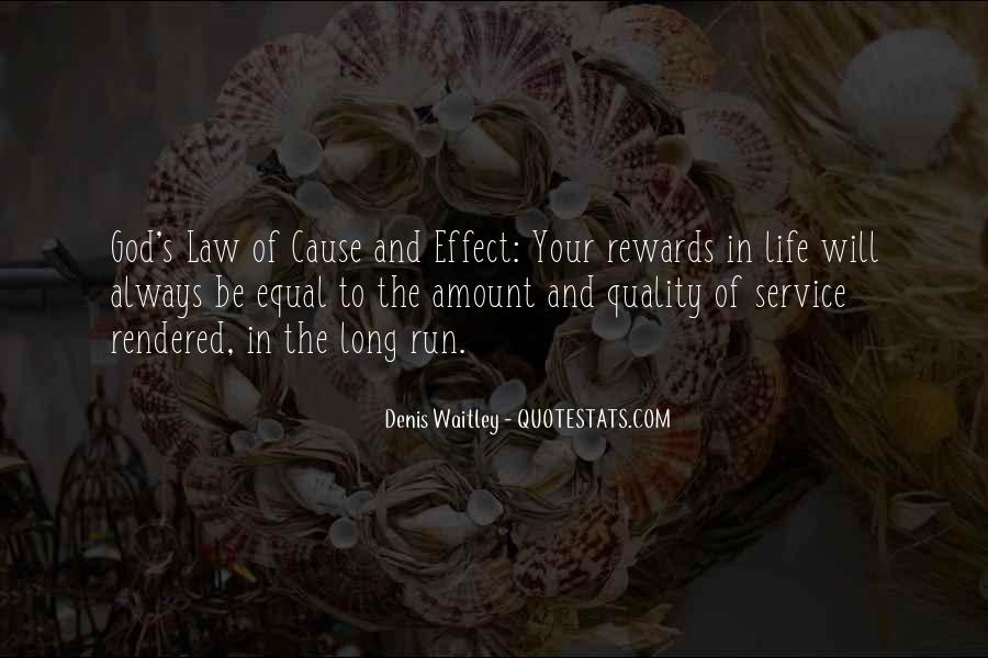 God Rewards Quotes #1729061