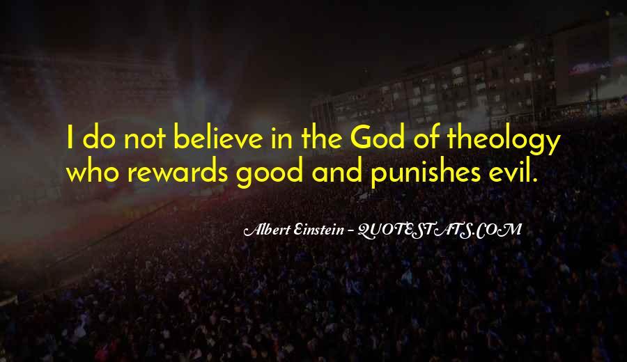 God Rewards Quotes #1755556