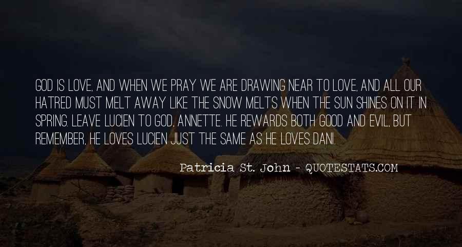 God Rewards Quotes #298535