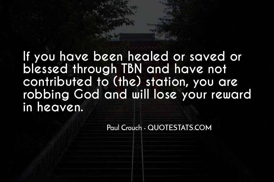 God Rewards Quotes #318637