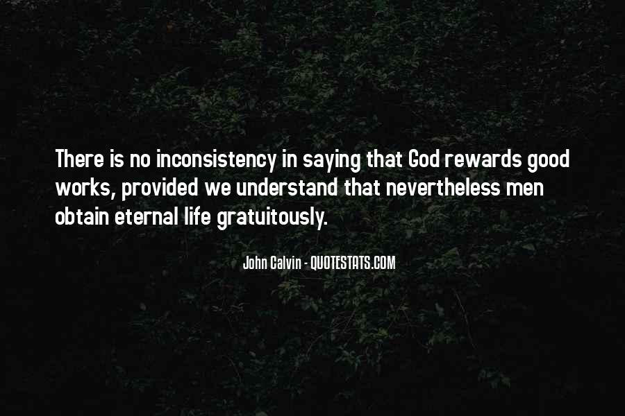 God Rewards Quotes #492863