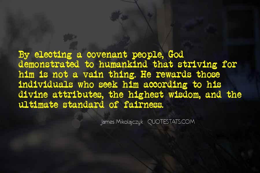 God Rewards Quotes #528286