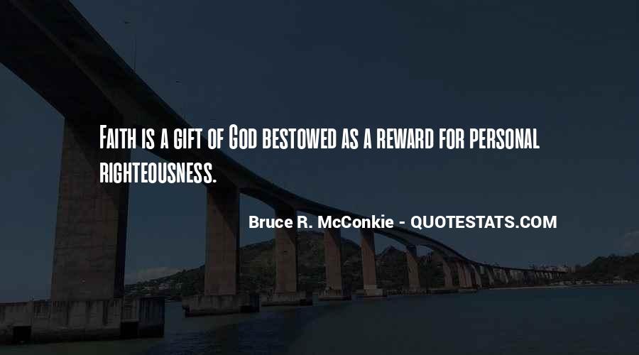 God Rewards Quotes #531999