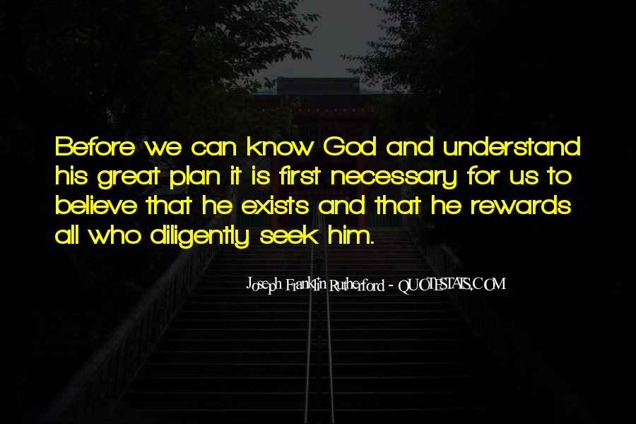 God Rewards Quotes #590260