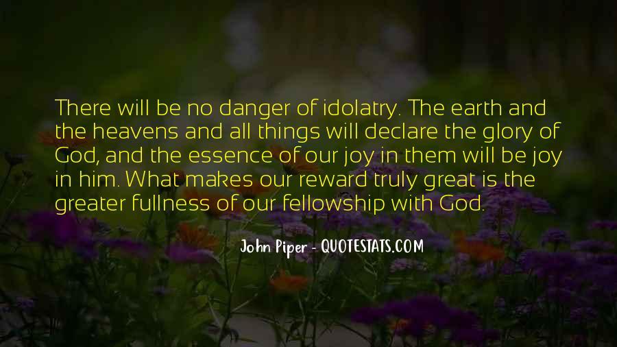 God Rewards Quotes #646710