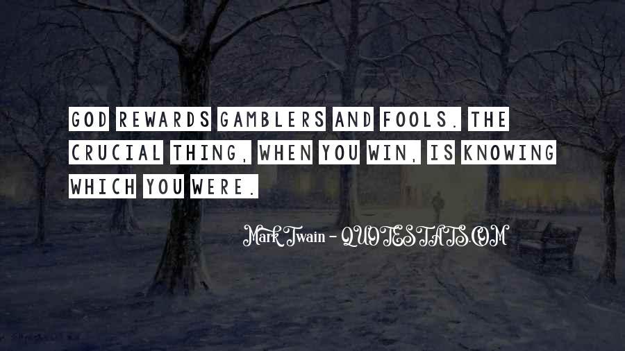 God Rewards Quotes #655175