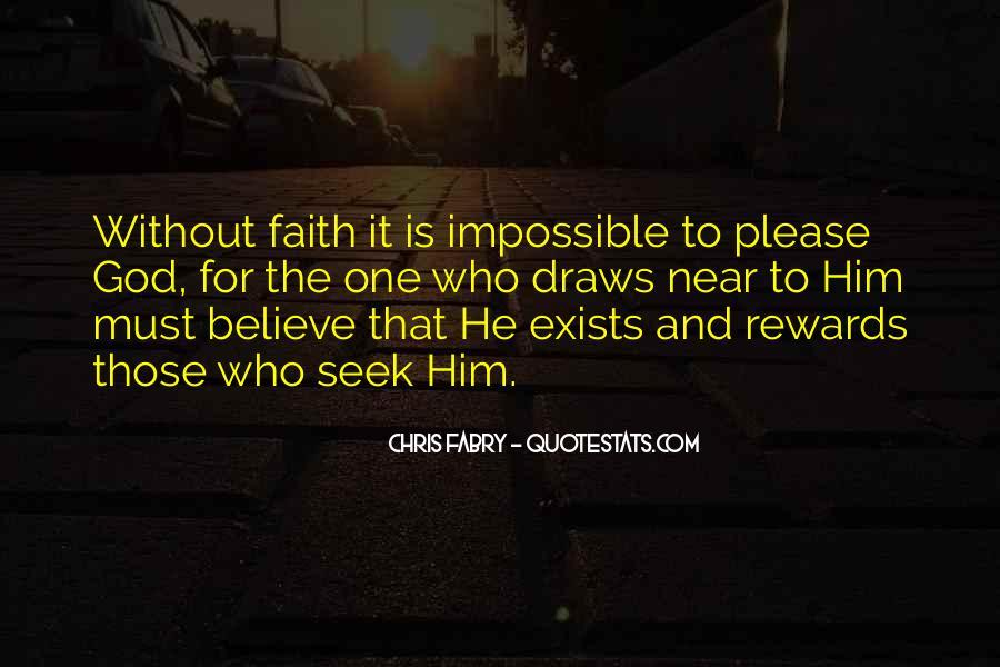 God Rewards Quotes #678386