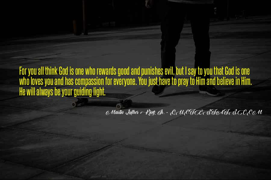 God Rewards Quotes #694728