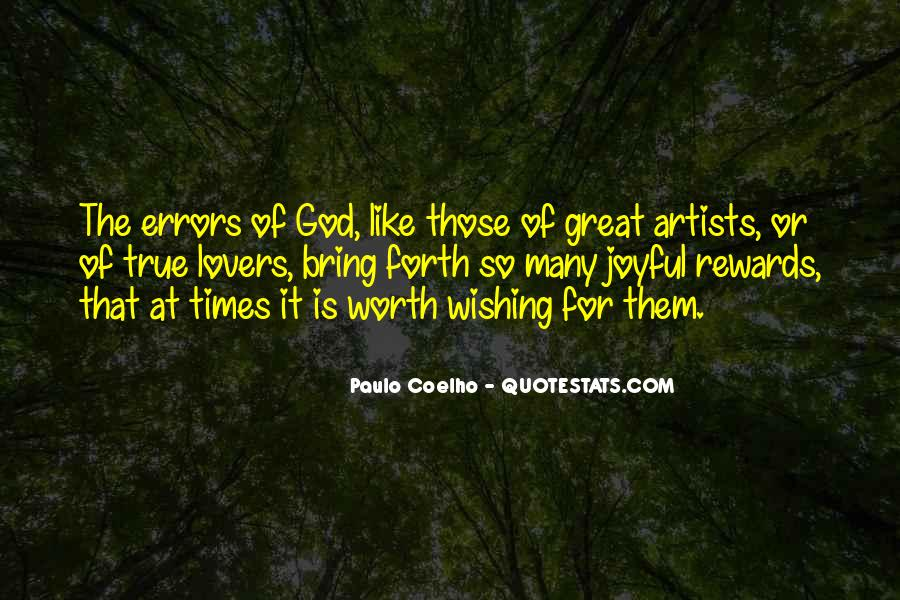 God Rewards Quotes #752168