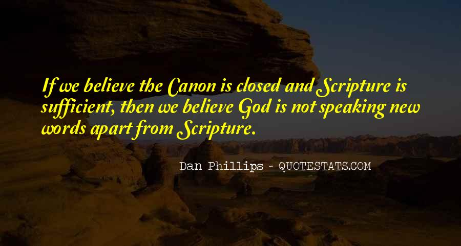 God Scripture Quotes #440787