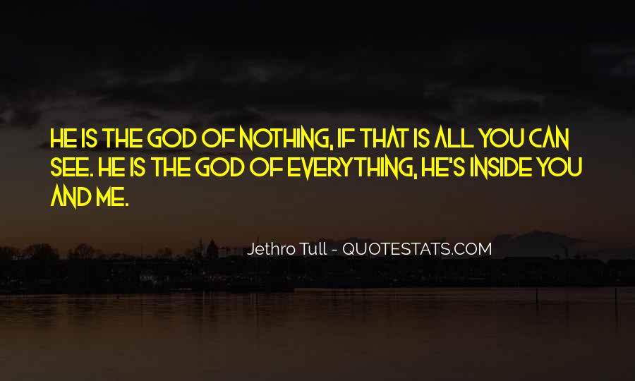 God See All Quotes #70090
