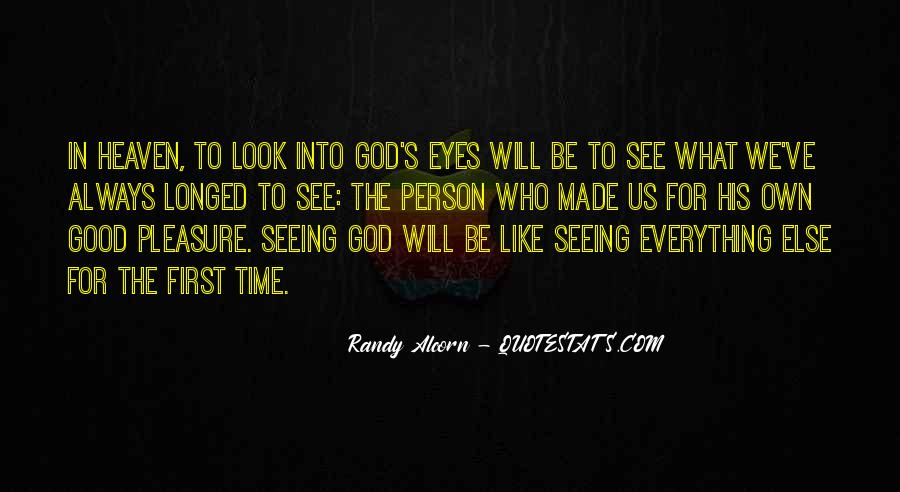 God See Everything Quotes #1267149