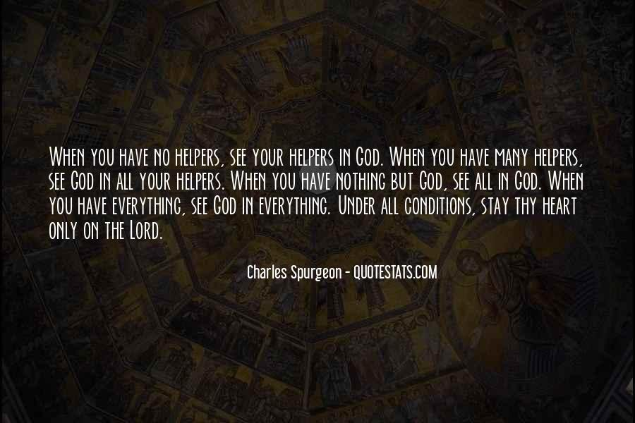 God See Everything Quotes #1690150