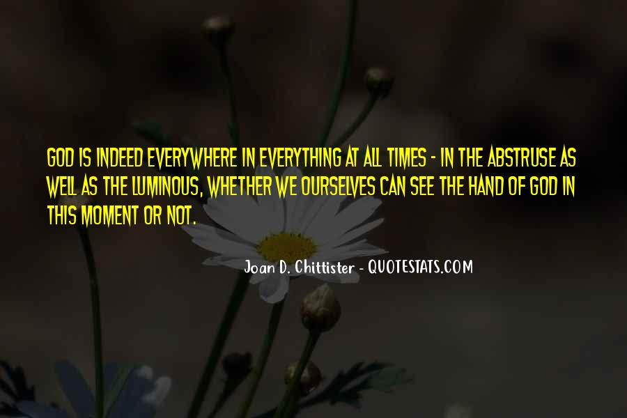 God See Everything Quotes #1872273