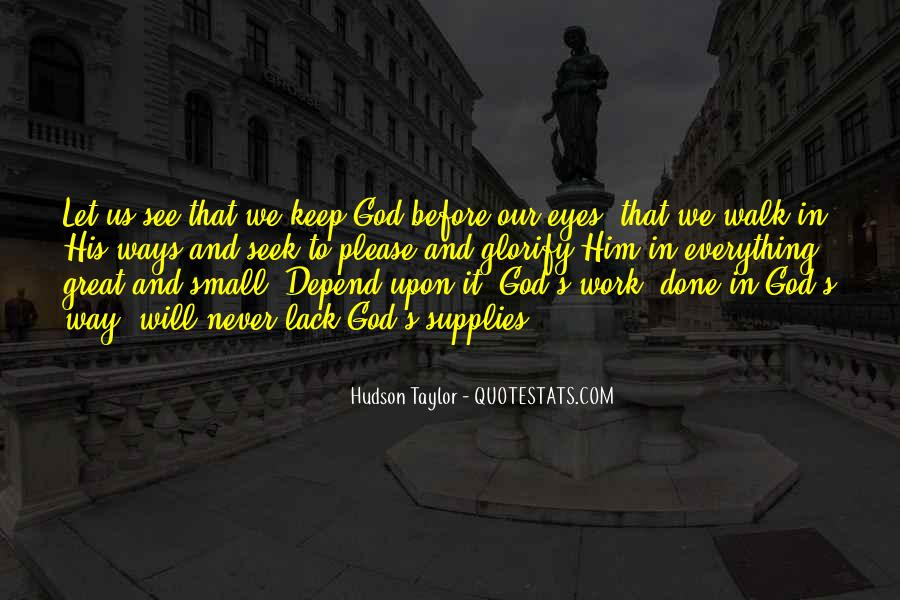God See Everything Quotes #557207